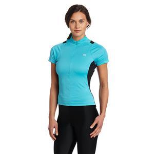 Pearl Izumi Women's Select Jersey, Scuba Blue, Extra Large