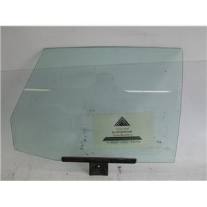 Audi 80/90 right rear door glass window 893845026D