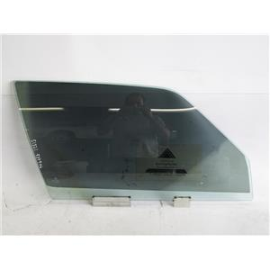 BMW E30 325i 318i 88-91 coupe right front window door glass 51321961708