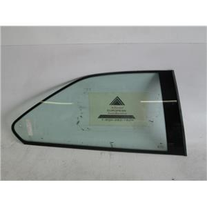 BMW E36 coupe right rear quarter window glass 51368132532
