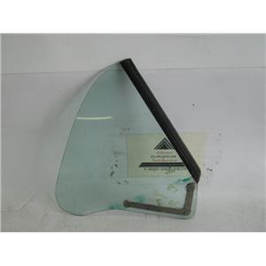 BMW E36 325i 318i convertible right rear window glass 51368132656