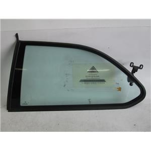 BMW E36 318TI left rear quarter window glass 51361146037