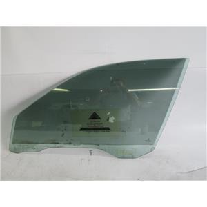 BMW E39 left front door window glass 5132859169