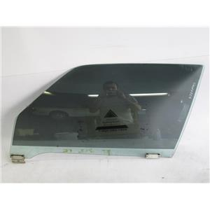 BMW E30 325e 318 84-87 coupe left front window door glass 51321888443