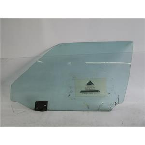 BMW E24 635i left front door window glass 51331902937
