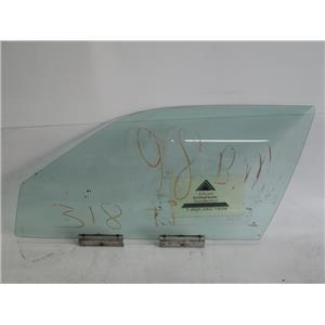 BMW E36 318TI left front door window glass 51328189609