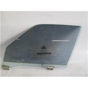 BMW E30 325e 318 84-87 sedan left front window door glass 51321962407