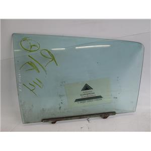 Mercedes W114 W115 coupe right front door glass window 1147202218