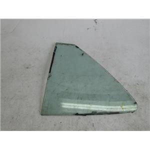 Mercedes R107 380 450 560 SL hard top left quarter glass window