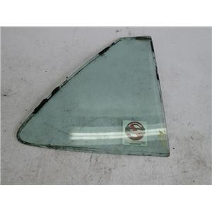 Mercedes R107 380 450 560 SL hard top right quarter glass window