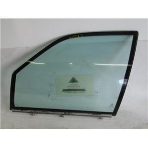 Mercedes W140 320 500 420 SE S SEL left front door glass