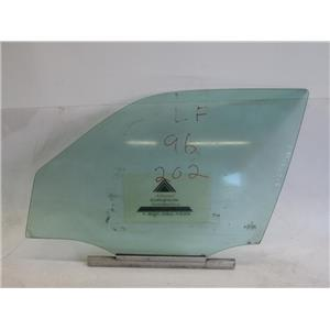 Mercedes W202 C220 C280 C240 left front door glass window