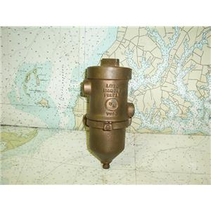 Boaters Resale Shop of TX 1706 1742.02 PERKO 7158 BRONZE MARINE  FUEL FILTER
