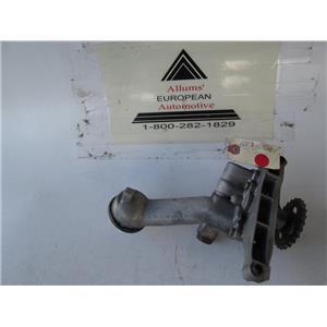 Mercedes M603 engine oil pump 6031810201