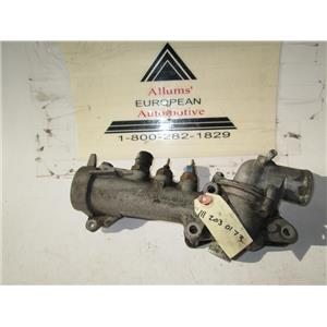 Mercedes thermostat housing 1112030173