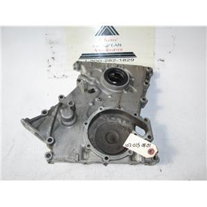 Mercedes lower timing cover 1020150801