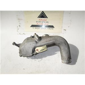 Mercedes supercharger intake pipe 1110980617