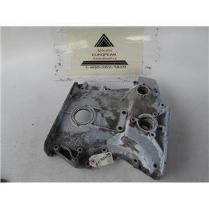 Jaguar lower timing cover EAC9656