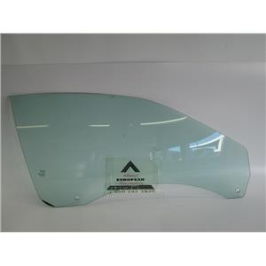 Volvo C70 right front door glass window