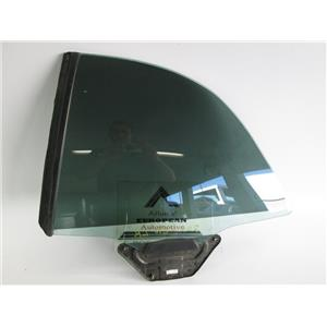 Volvo C70 left rear door glass window
