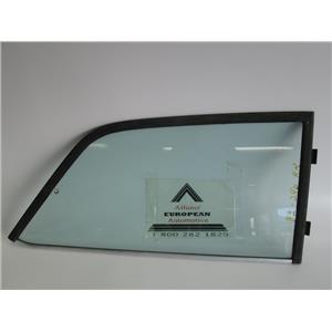 Volvo 242 right rear window glass 1255918