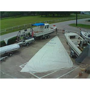 Mainsail w 39-3 Luff from Boaters' Resale Shop of TX 1705 2025.97