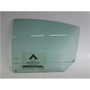 Jaguar S-Type 00-02 left rear door glass
