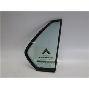 BMW E32 740i 735i right rear quarter glass window 51341928744