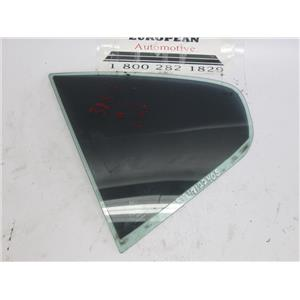 BMW E36 325i 328i M3 left rear quarter glass window 51348122405