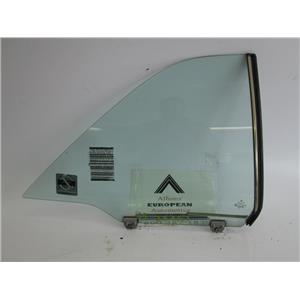 Mercedes W124 coupe 300CE right rear window glass
