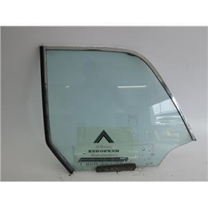 Mercedes W111 coupe 280SE 300SE left rear quarter window glass