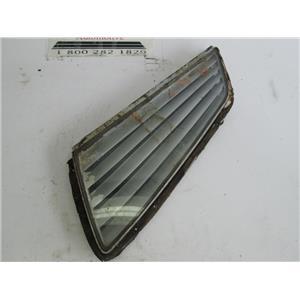 Mercedes R107 Coupe 380SLC left rear quarter window glass 1076702092