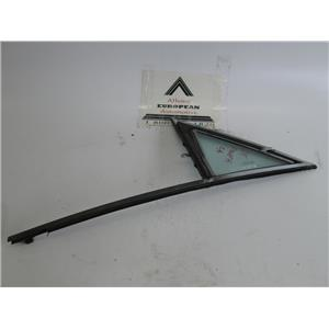 Mercedes W114 coupe left front vent window glass 1147242818