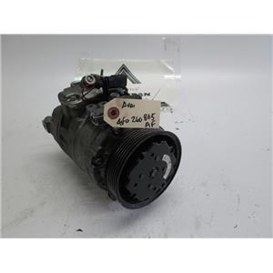 Audi A6 Quattro A/C compressor 4F0260805AF 05-11