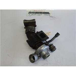 Mercedes W124 W210 190D 300D OM602 turbo charger