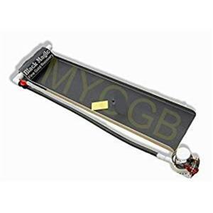 Black Magic Fine Gold Recovery System - 12V 500 GPH Pump-Black Sands Sluice