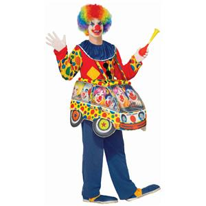 Clown Car Adult Unisex Ride-On Costume