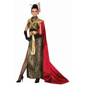 Dragon Empress Adult Samurai Costume Standard