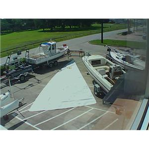 Mainsail w 37-9 Luff from Boaters' Resale Shop of TX 1706 0571.91