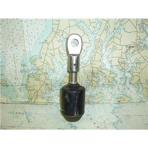 """Boaters Resale Shop of TX 1707 3201.71 ROLLER FURLER 7"""" TOP SWIVEL FOR 5/8"""" PIN"""