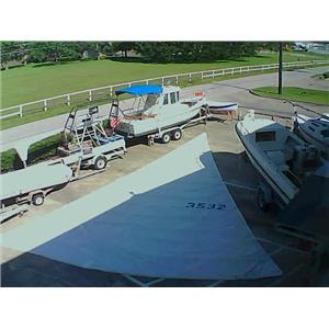 Hank On Jib w Luff 42-8 from Boaters' Resale Shop of TX 1705 2025.85