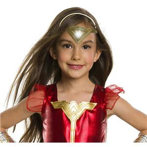 Rubie's Costume Girls Justice League Wonder Light-Up Tiara Costume