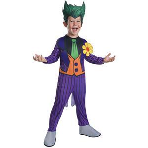 DC Comics The Joker Boys Child Costume Small 4-6