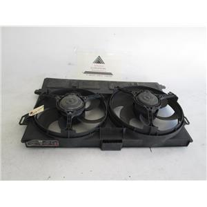 Jaguar XK8 auxiliary fan assembly MJB4270AB