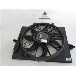 BMW E66 E65 745Li 760Li auxiliary fan assembly 64546921379