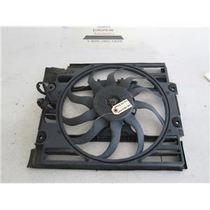 BMW E39 528i 540i auxiliary fan assembly 64548380780 64548370993