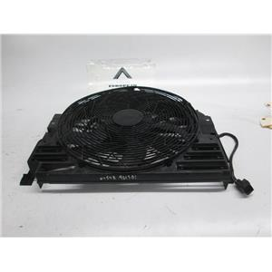 BMW E53 X5 auxiliary fan assembly 64546921381
