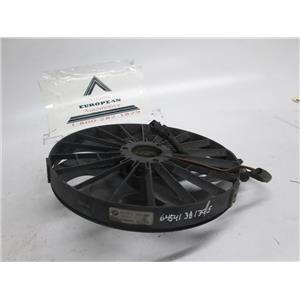 BMW E30 318i 325is 325e 325i auxiliary fan 64541381395