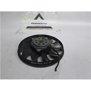 Audi A4 right auxiliary fan motor 8E0959455K