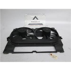 Mercedes W202 W208 auxiliary fan assembly 2025053355 0015001293